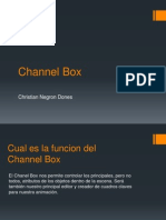MAYA 7 Channel Box