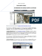 MANUAL Plex Earth Tools Para Importar Imagenes de Google Earth a Autocad
