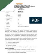 Silabo Matemática Tecn 2013- I