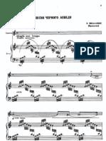 Villa-Lobos - Black Swan - Piano+ Violin