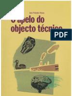 NEVES, José P - O apelo do objeto técnico a perspectiva sociológica de Deleuze e Simondon