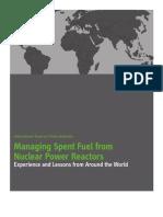 Managing Spent Fuel