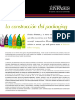 La construcción del packaging