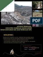 Geoscanner Bali