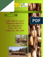 Guía para el uso y aprovechamiento de la biomasa