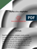 Nafta Atau Naphtha