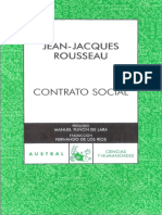 Rousseau Contrato Social OCR