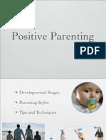 Positive Parenting Keynote
