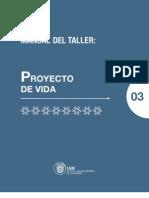 Manual Del Proyecto de Vida