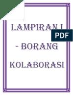 Lampiran I
