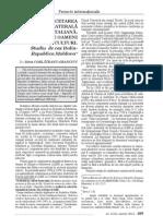 Cercetarea stiintifica bilaterala moldo-italiana.Schimb de oameni şi culturi.Studiu de caz Italia-Republica  Moldova