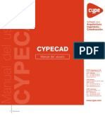 Manual Cypecad