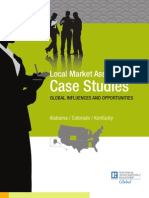 Local Market Assessment Case Studies