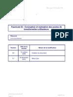 Postes de transformation-client HTA - Conception et réalisation (1)
