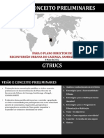 GTRUCS (2012) Visão e Conceito Preliminares