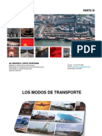 Transporte Multimodal III