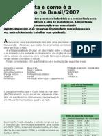 Quanto Custa Manutenção Brasil