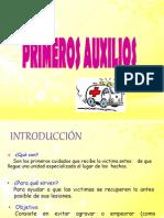 PRIMEROS AUXILIOS ANAID