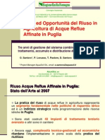 Forum GiornataMondiale Acqua 2007