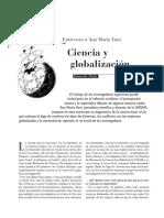 Ciencia y Globalización
