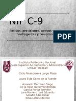 NIF C-9