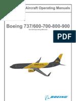 B737-600-700-800-900 boeing