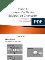 Clase 4 Equipos Chancado