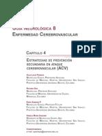 Guia Neurologica Estrategias de Prevención Secundaria ACV
