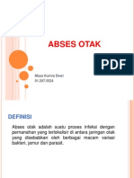 Abses Otak Ppt Fix