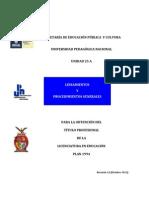 Lineamientos  para proyecto de titulacion UPN.pdf
