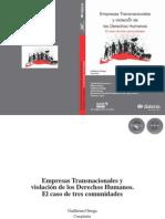 Empresas transnacionales y violación de los Derechos Humanos - Paraguay - PortalGuarani