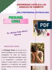 Tema 1 Psicologia Clinica