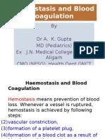 Coagulation of Blood