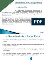Financiera 2 Fuentes de Financiamiento a Largo Plazo