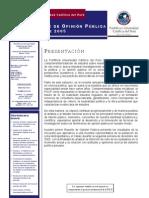 Reporte Opinion PUCP Diciembre 2005
