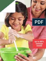 Tupperware Mid April 2013 Brochure