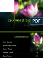 Iso 9000 & 14000