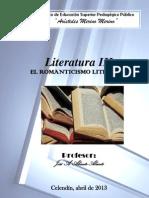 Tema 2 Romanticismo Literario