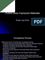 Impression Material