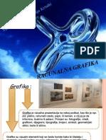 Prezentacija 3D računalna grafika