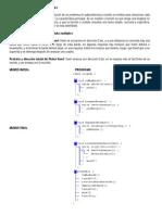 Parametros y Recursividad