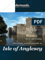 Landmarks and attractions in the Isle of Anglesey