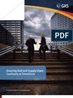 Ensuring B2B and Supply Chain Continuity at Divestiture