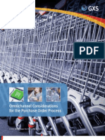 Omnichannel Considerations for the Purchase Order Process