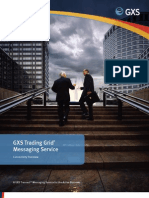 GXS Trading Grid® Messaging Service