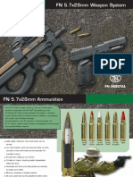 FN 5.7 Weaons System