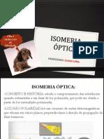 Aula Isomeria Optica Luana