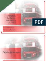 Portofoliu Educatie Tehnologica-Retele de transport