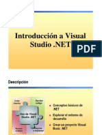 2.- Introduccion a vs .NET (1)