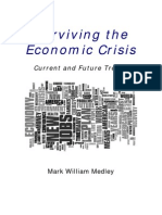 Surviving the Economic Crisis by Mark William Medley